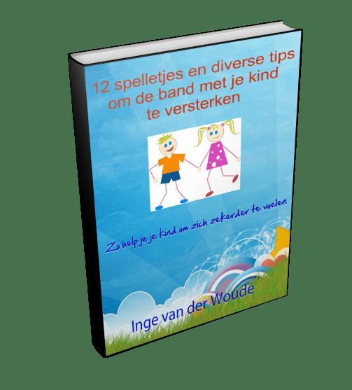 e-boek met spelletjes en tips