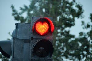 stop, met liefde tegenhouden
