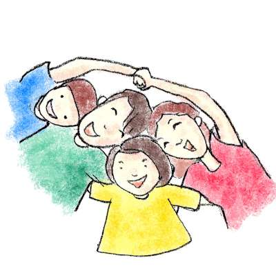 gezin, opvoeding