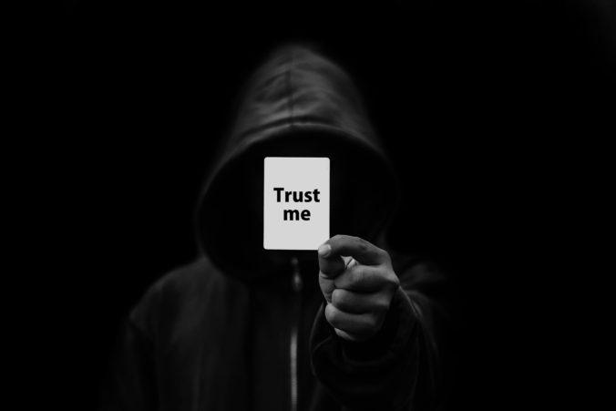 vertrouwen, wantrouwen