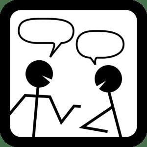 discussiëren